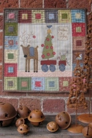 Countdown To Christmas - Hatched & Patched