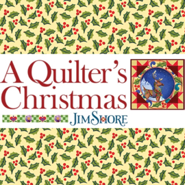 'A Quilter's Christmas' by Jim Shore