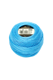 DMC Pearl Cotton on a Ball, Small - Size 8 - 10 gram, Color 996
