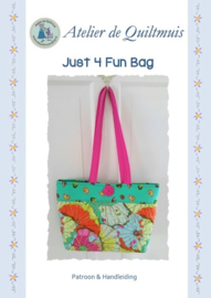 Patroon - Just 4 Fun Bag