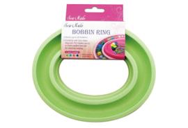 Sew Mate - Spoeltjeshouder - Bobbin Saver Ring - Licht Groen