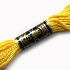 DMC borduurgaren Mouliné - Kleur: 726