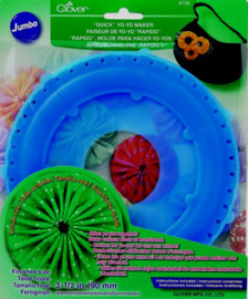 Clover Quick Yo-Yo Maker 8708 - Rond 90 mm