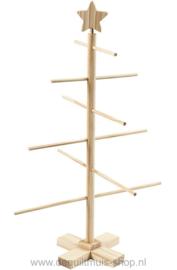 Kerstboom Grenen , H: 60 cm - B: 40,5 cm
