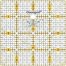 Prym Omnigrid Liniaal - 4 x 4 inch