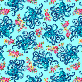 Blooming Ocean - Octopus - 856-043