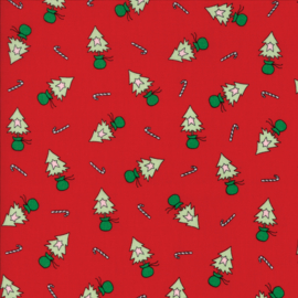 Moda - 'Merry Merry Snow Days' by Bunny Hills Designs - 2942-11