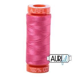 Aurifil Quiltgaren- MAKO 50 - 200 meter - Kleur: 2530 - Blossom Pink