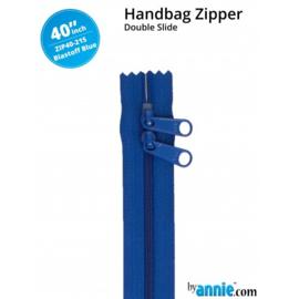 "ZIP40-215 - BLASTOFF BLUE - 40"""
