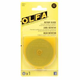 Rolmes OLFA - Reservemes 60 mm - RB60-1