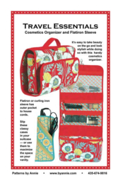 Patroon: 'Travel Essentials' - by Annie - PBA201
