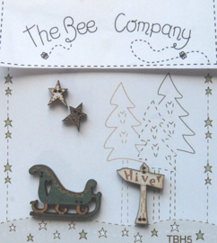 Knoopjes The Bee Company  - Sleigh