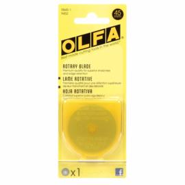 Rolmes OLFA - Reservemes 45 mm - RB45-1