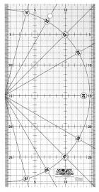 Olfa MQR-15 x 30 cm - Quiltliniaal