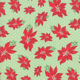 Moda - 'Sweet Christmas' by Urban Chiks - Spearmint - 31151-14
