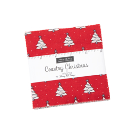 "Country Christmas by Bunny Hill Designs - 5"" Charm Pack"