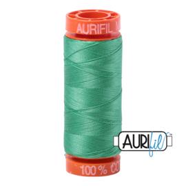 Aurifil Quiltgaren- MAKO 50 - 200 meter - Kleur: 2860 - Light Emerald