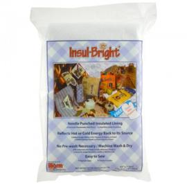 """Insul-Bright - Isolerende tussenvulling - 114  x 91 cm  (45"""" x 1 yard)"""