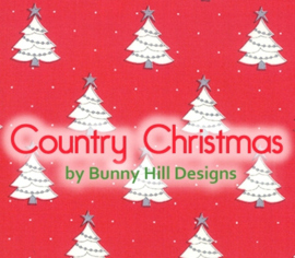 Moda - 'Country Christmas' by Bunny Hill Designs