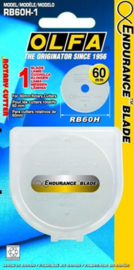 Rolmes OLFA - Reservemes 60 mm - RB60H-1
