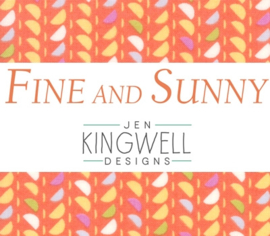 Moda - 'Fine and Sunny' by Jen Kingwell