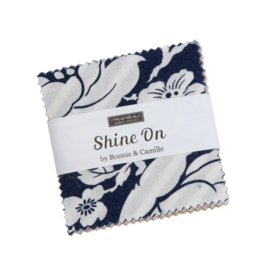 "Moda - 'Shine On' by Bonnie & Camille - 2,5"" Candy Pack"