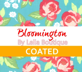 Moda - 'Bloomington' by Lella Boutique - COATED/LAMINATE