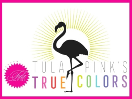 TULA PINK 'TREASURE BOX' - Fat Eight