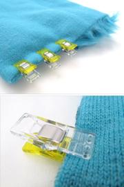 Fabric Clips -20 stuks - Assorti