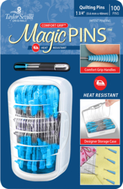 Taylor Seville - Magic Pins - Quilting - 100 stuks