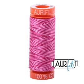 Aurifil Quiltgaren- MAKO 50 - 200 meter - Kleur: 4660 - Pink Taffy