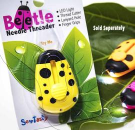 Needle Beetle Draaddoorhaler met LED-lampje