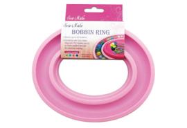 Sew Mate - Spoeltjeshouder - Bobbin Saver Ring - Roze