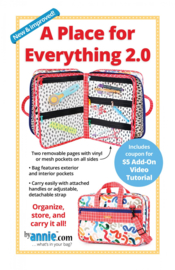 Patroon: 'A Place for Everything 2.0' - by Annie - PBA207-2
