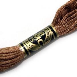 DMC borduurgaren Mouliné - Kleur: 3862