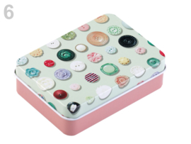 Blikje (Collectable Tins) - 6,5 x 9 cm