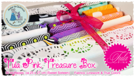 TULA PINK 'TREASURE BOX' - Sweet Sixteen