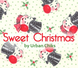 Moda - 'Sweet Christmas' by Urban Chiks (2019)