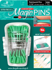 Taylor Seville - Magic Pins - Quilting- EXTRA FIJN - 100 stuks