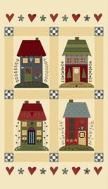 PANEL:  'Home Sewn' by Gail Pan