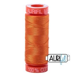 Aurifil Quiltgaren- MAKO 50 - 200 meter - Kleur: 2150 - Pumpkin