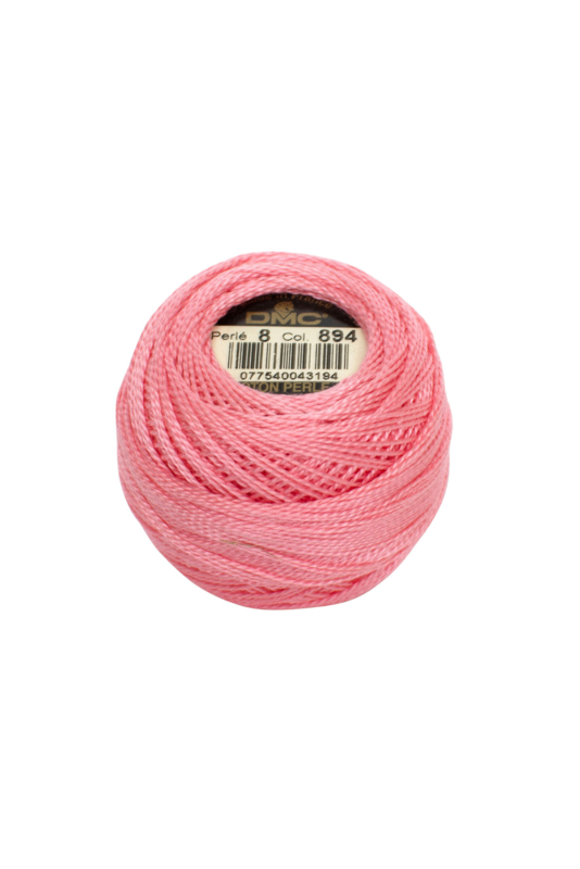 DMC Pearl Cotton on a Ball, Small - Size 8 - 10 gram, Color 894