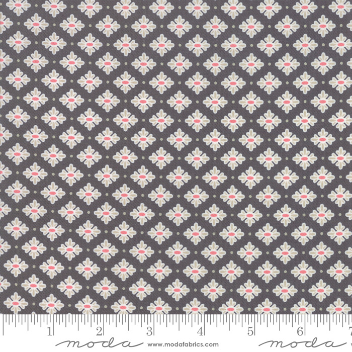 'Bloomington' by Lella Boutique - 5113-13, Charcoal