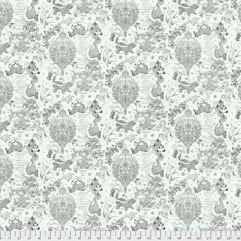 Tula Pink - LINEWORK - Sketchy - Paper - PWTP158.PAPER
