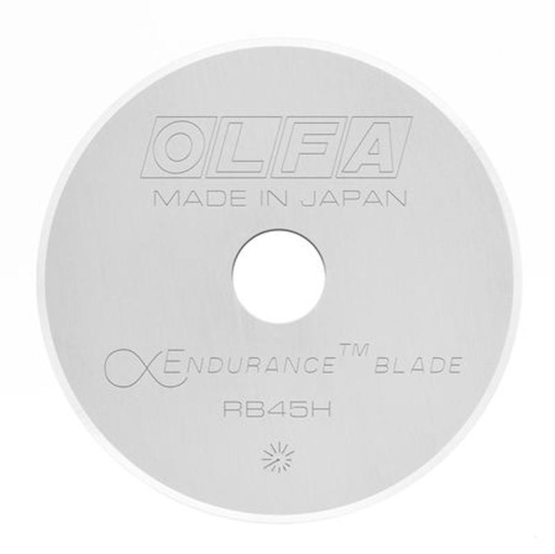 Rolmes OLFA - Reservemes - Endurance Blade - 45 mm, RB45H-1
