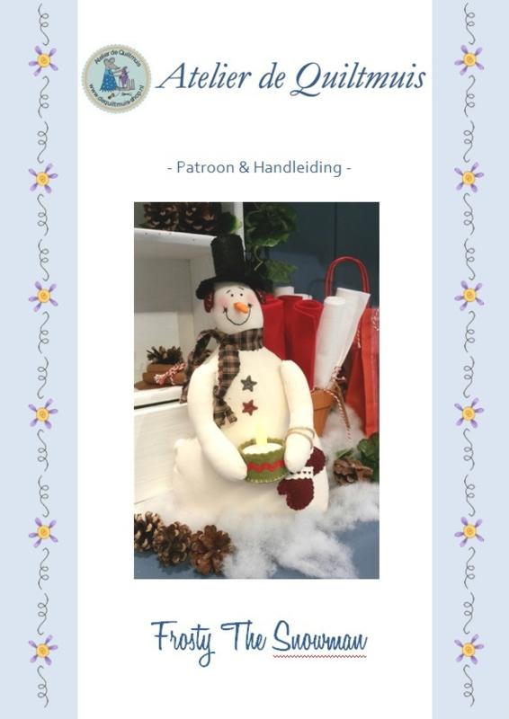 Pakket: Frosty de Sneeuwman