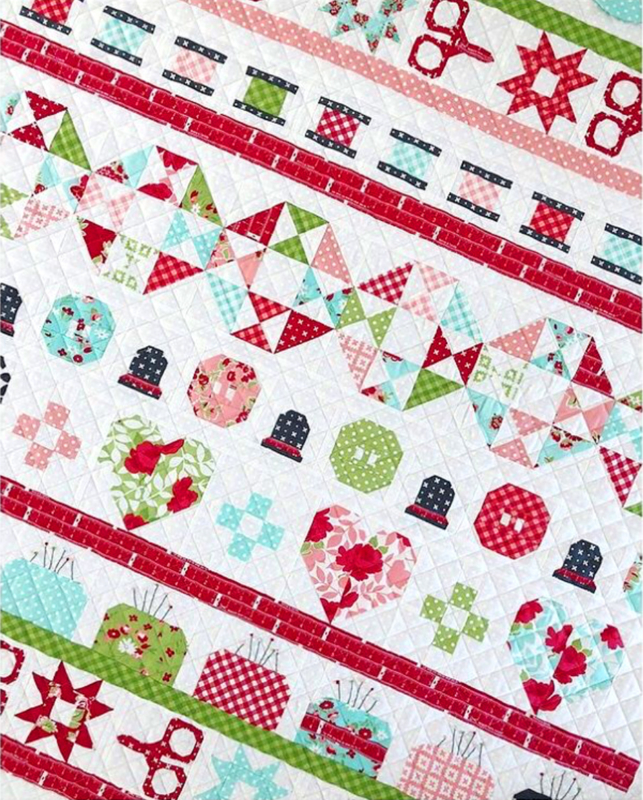 Patroon:  Quilt Day by Cotton Way