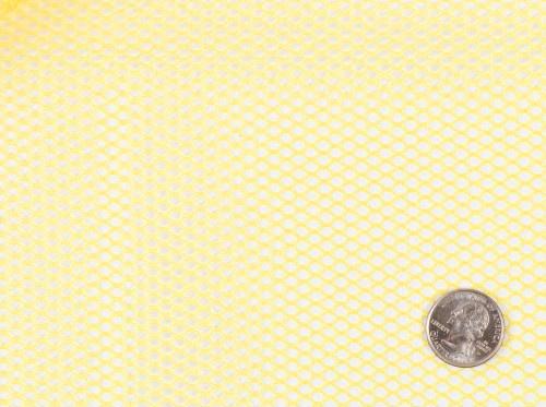 Mesh Fabric - 18 x 54 inch - Dandelion
