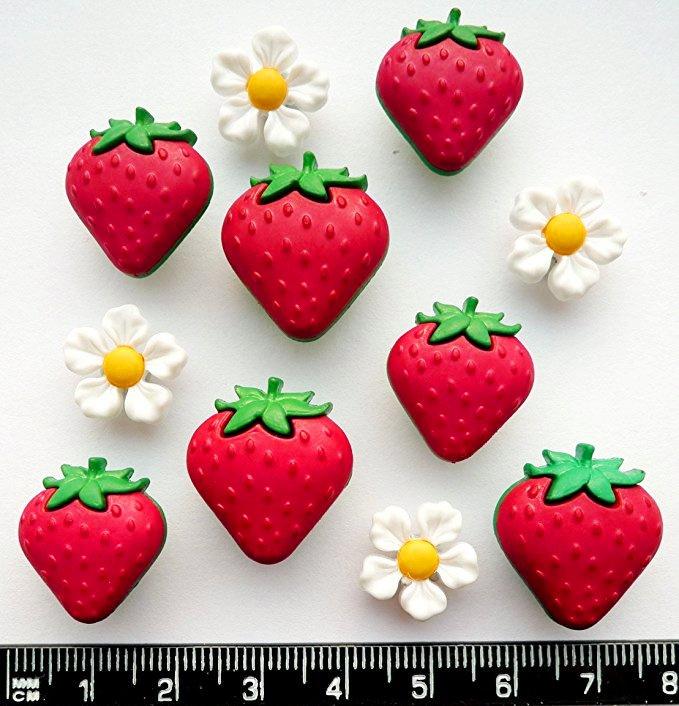 Knoopjes Fresh Strawberries