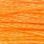 DMC borduurgaren Mouliné - Kleur: 741